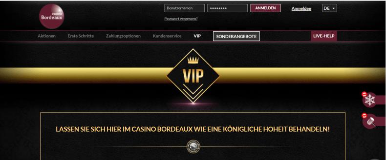 VIP-Bonus