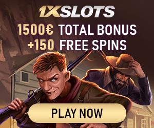 1xslots welcome bonus offer