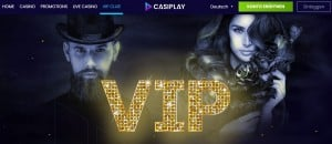 Casiplay casino VIP-club