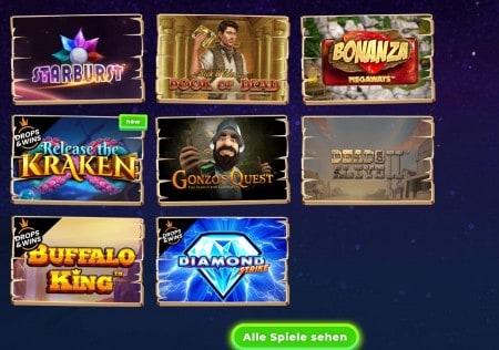 Wazamba Casino spielautomaten