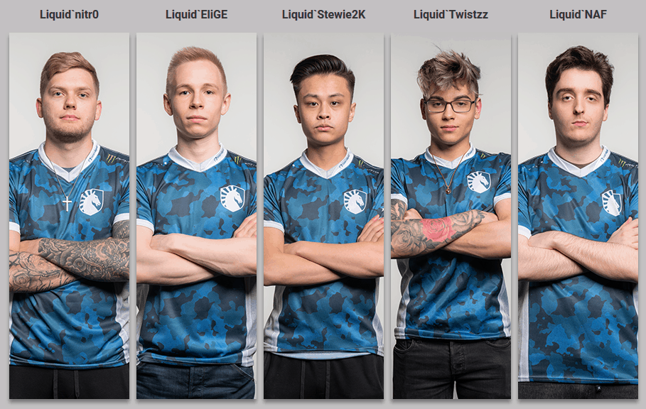 team liquid cs:go players