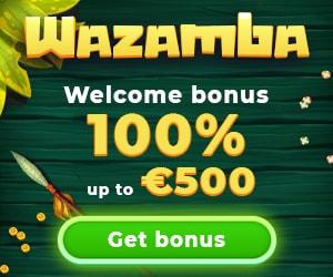 wazamba welcome bonus