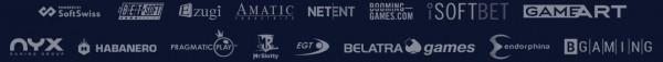 BetChain casino software providers