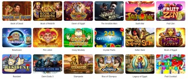 Slottica casino slots