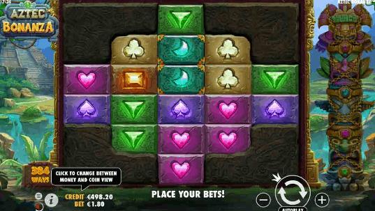 aztec bonanza lord lucky casino