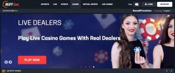 Buff.bet Live casino