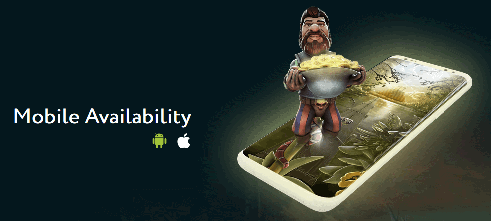 goodwin casino mobile availability