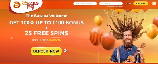 BacanaPlay casino bonus