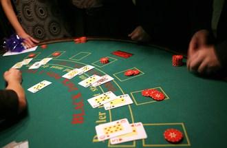 Blackjack probabilities