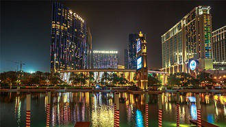 City Of Dreams in Macau China