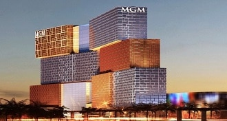 MGM Cotai in Macau China