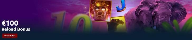 Tornadobet Casino Reload Bonus