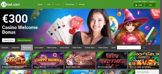 lsbet casino bonus code