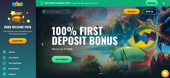 Roku Casino Review