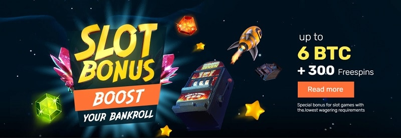 Winz Casino Bonus Offers